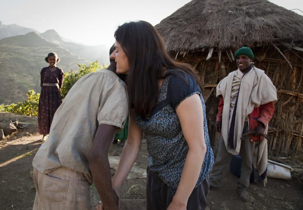meeting mekonnen in ethiopia