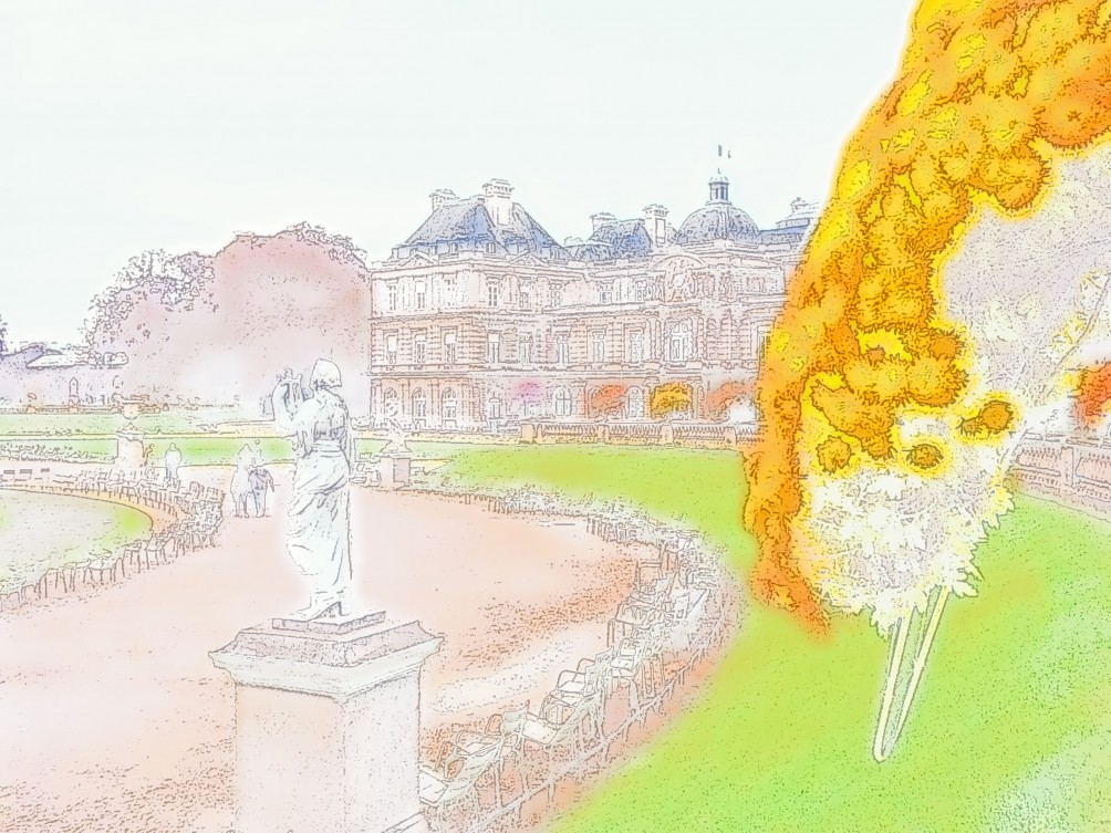 paris-luxembourg-gardens