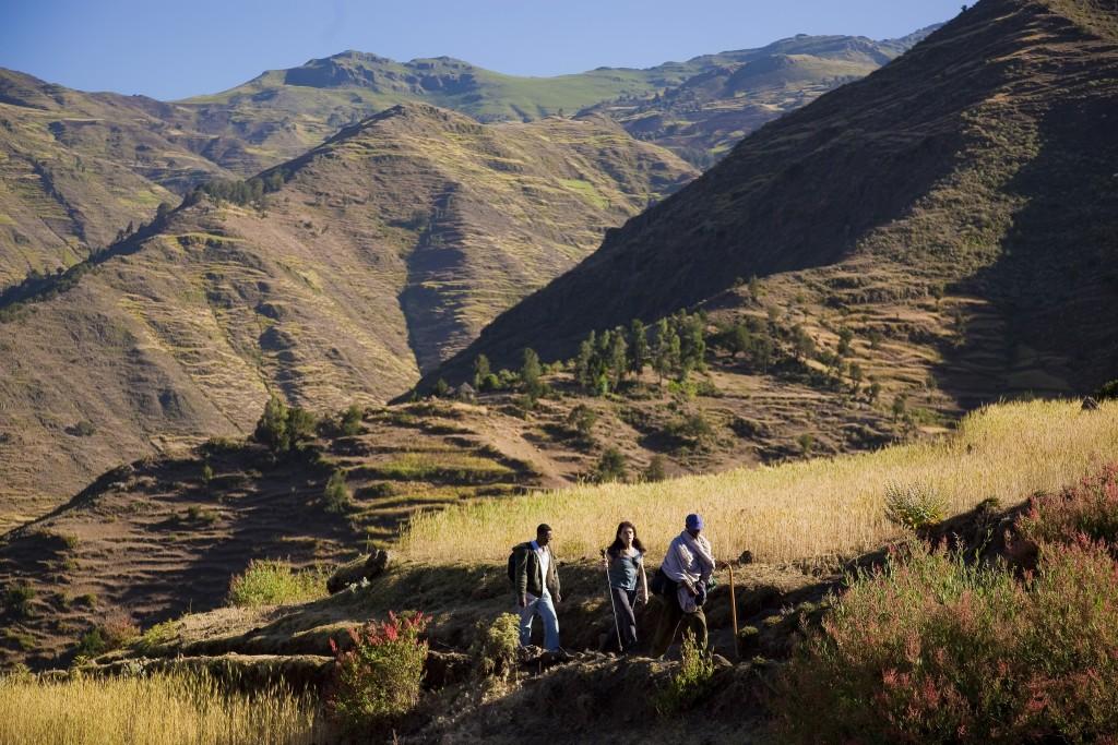 PLAN sites in Ethiopia